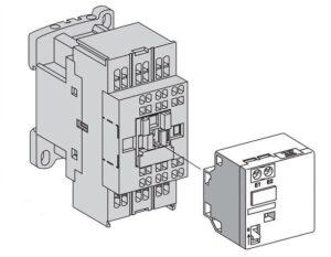 اتصال قفل مکانیکی به کنتاکتور