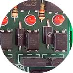 حفاظت ورودی ایزولاتور ۸ کاناله AC/DC