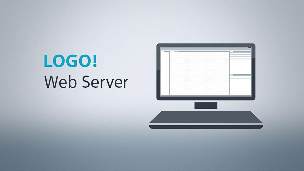 کنترل لوگو با وب سرور