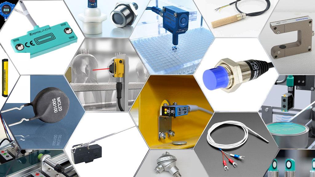 انواع سنسور در اتوماسیون صنعتی