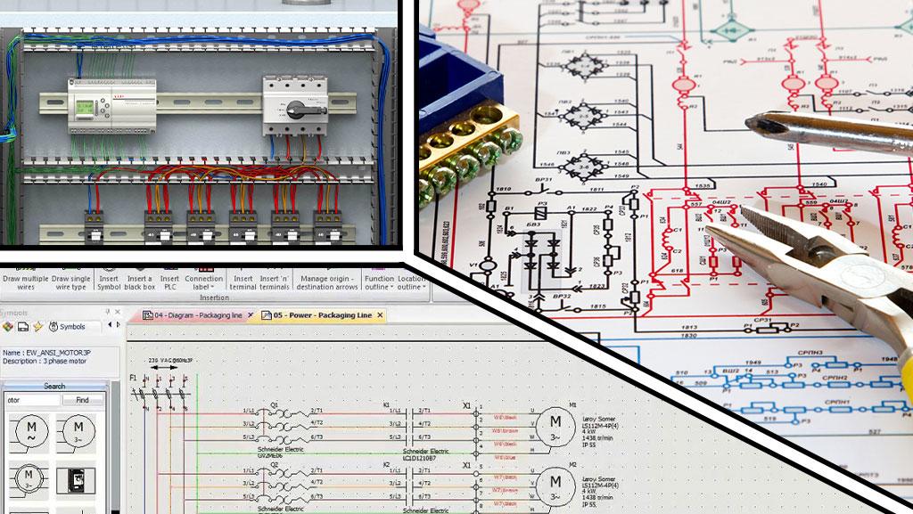 آموزش تصویری SolidWorks Electrical