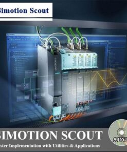 نرم افزار SIMOTION SCOUT زیمنس