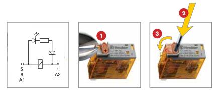 نشانگر و کلید مکانیکی در 46618XXX0054 فیندر