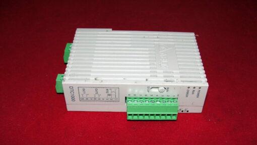 پاککردن تنظیمات DTC1000