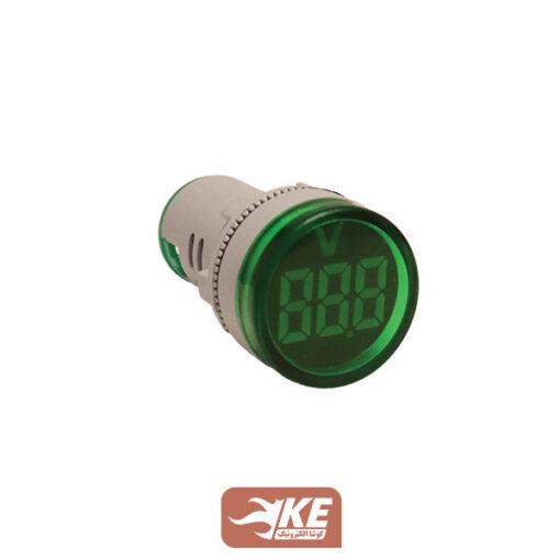 چراغسیگنال سبز ولتمتر توانا