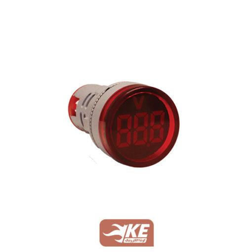 چراغسیگنال قرمز ولتمتر توانا
