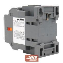 نمای پشت کنتاکتور 9 آمپر 220ولت LS