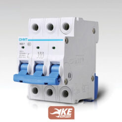 کلید مینیاتوری 6KA سه پل 40آمپر C سری NB7 چینت