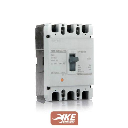کلید اتوماتیک 100آمپر فیکس چینت مدل NM1-125H