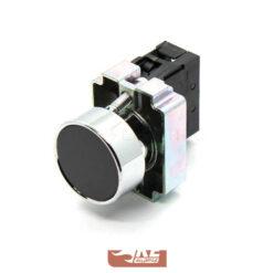 شستی استارت مشکی فلزی چینت مدل NP2