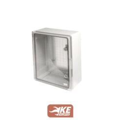 تابلو ABS درب شفاف 40×30 دانوب